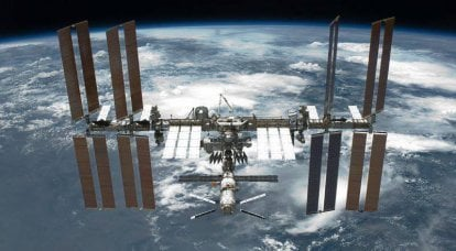 Russia refuses the ISS