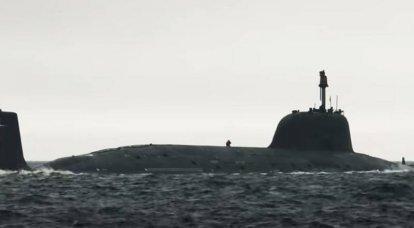 Severodvinsk nükleer denizaltısının Zircon hipersonik füzesinin devlet testlerine katılımı doğrulandı