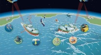 苏联,俄罗斯和美国的导航卫星系统。 第一个故事