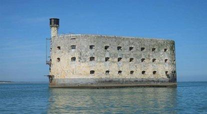 Eine nutzlose Festung, die jedem bekannt ist. Fort Boyard