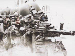 SWAT bağımsız olarak donatılmıştır