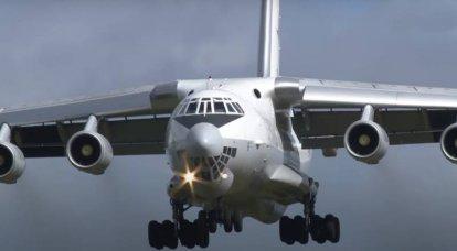 西側の報道機関は、ロシアがパキスタン空軍のIl-78航空機の修理契約を失った理由を挙げた