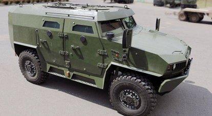 装甲Volat V-1 / MZKT-490100(白俄罗斯共和国)