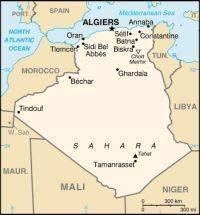 """L'Algérie, nouveau """"point chaud"""" de la planète"""