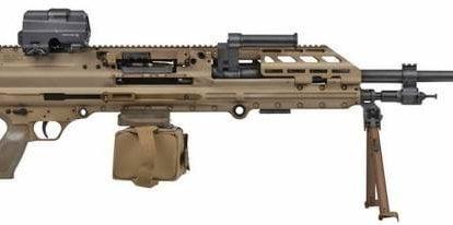 Makineli tüfek SIG Sauer MG 338: seçim 2021'de yapılacak