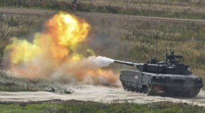 ロシアの戦車部隊は改善を続けています