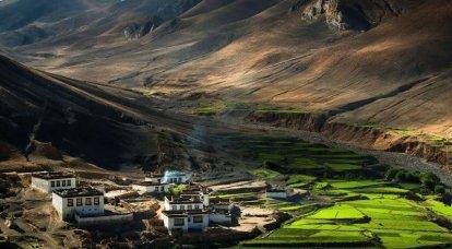 中国周辺の地政学:チベット