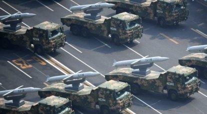 순항 미사일의 Yingji-18 계열
