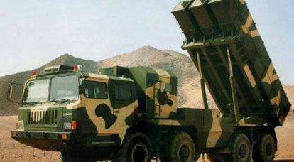 चीन ने WS-2D MLRS को 400 किमी की सीमा के साथ विकसित किया