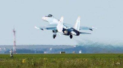 Indonésia planeja discutir um contrato para caças russos Su-35