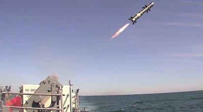 ウクライナ海軍はアメリカの対艦ミサイル「GM-176」グリフィンを強化するつもりです