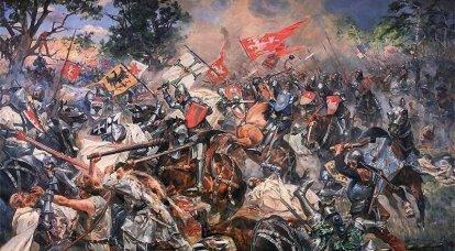 Battaglia di Grunwald. Come è stato distrutto l'esercito dell'Ordine Teutonico