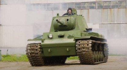 「ベラロシアン」KV-1とZinovyKolobanovの偉業