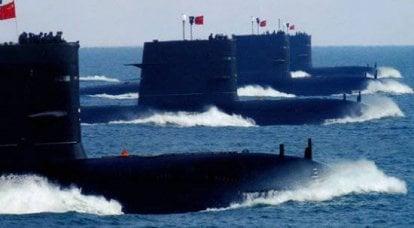 加强中国海军潜艇舰队将导致东南亚地区海军潜艇市场升温