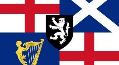 Couleurs du drapeau national: du divin au banal