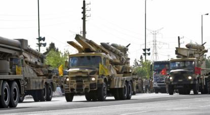 O potencial de mísseis da República Islâmica do Irã (Parte 2)