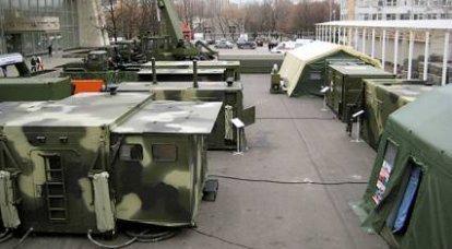 Saha kamplarının çatısı. Savunma Bakanlığı, Alman teçhizatı satın alma yönelimini iki kez özetledi