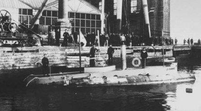 ロシアの潜水艦艦隊(パート1)
