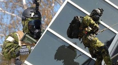CANSOFCOM  - 加拿大特种部队