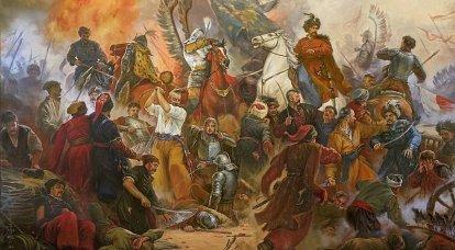"""""""Vamos morrer pela nossa vontade e fé""""! Batalha de Berestechko"""