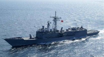"""""""이것은 Erdogan의 새로운 anti-NATO demarche입니다"""": 그리스는 터키 해군의 계획된 훈련에 대해 말했습니다."""