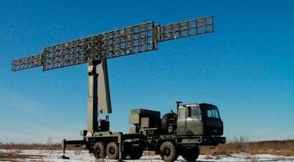 Vostok-3D系列的雷达站(白俄罗斯共和国)