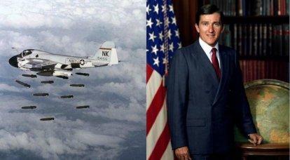 """Über """"Naval Strategy"""" USA 80s von seinen Machern: Interview mit John Lehman"""