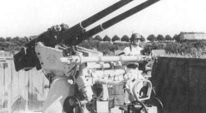 德国防空小口径反苏飞机(8的一部分)