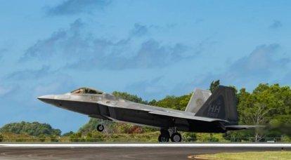 Se considera que EE. UU. Permite la exportación de cazas F-22 de quinta generación
