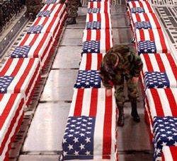 """代理戦争は気まぐれで利益のためにアメリカ人を殺します( """"Veterans today""""、アメリカ)"""