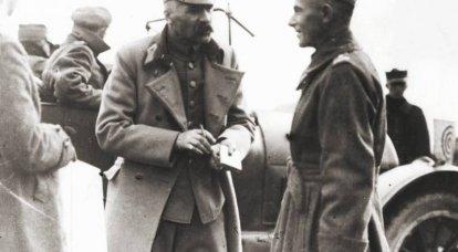 पोलिश मार्ने। ऑपरेशनल कॉन्ट्रोवर्सीज और 1920 के वारसॉ बैटल के कुछ ऑपरेशनल और टैक्टिकल सबक