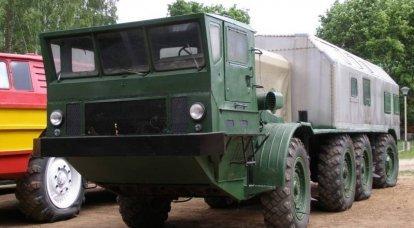 "Deneyimli arazi aracı ZIL-135E ""Electrohod"""