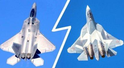 Su-57 बनाम F-22: चुपके से मिलने पर क्या होगा