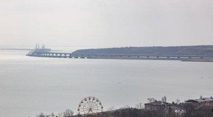 Krim-Überraschungen. Nicht unser ... Ansatz