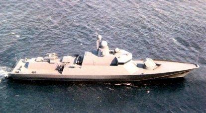 """Küçük roket gemileri projesi 22800 """"Karakurt"""". İnfografikler"""