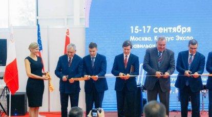 HeliRussia 2020: sucessos em um período de restrições