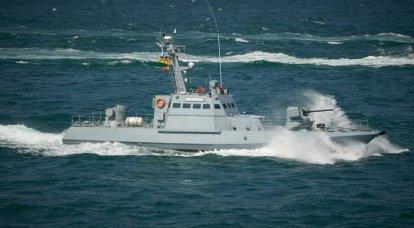 乌克兰的蚊子舰队:海上力量的前景