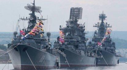 Uma Rússia forte precisa de uma frota forte?