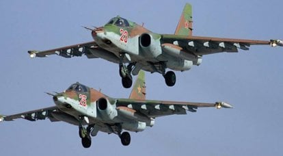 Russia transfers Su-25 attack aircraft to Uzbekistan as part of joint military exercises