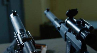 Versioni potenziate di armi speciali: VSSM Vintorez e ASM Val