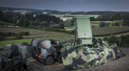 プロジェクトはLuftverteidigungssystemシステムを磨きます。 Bundeswehrのための新しい防空システム