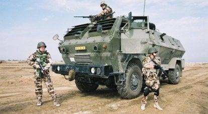 スロバキア装甲兵員輸送車「タトラパン」:低予算装甲人員輸送車