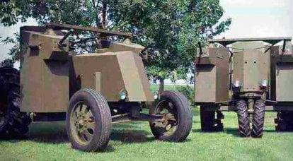 アメリカの装甲車両