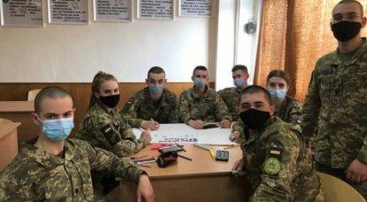 Press of Ukraine: the best cadets in Britain are Ukrainians