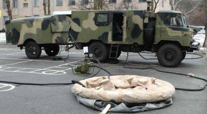 军用过滤站VFS-2,5