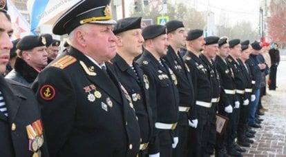 """""""海军陆战队训练期间的紧张气氛不少于宇航员"""":一部有关海军陆战队的苏联电影"""