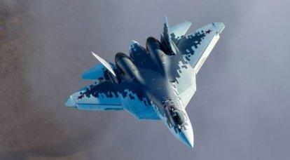 Nuovo asset di sciopero Su-57. Una serie di fatti sconosciuti e un mal di testa per la NATO