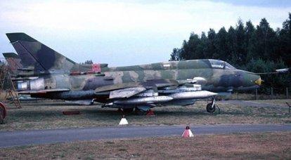 L'aeronautica militare polacca ha offerto aerei per sostituire il Su-22M4 sovietico