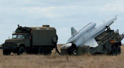 Los drones soviéticos Tu-141 Strizh y Tu-143 Reis se utilizaron como objetivos en los ejercicios de defensa aérea de las Fuerzas Armadas de Ucrania.