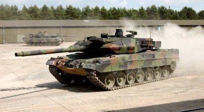 Leopard 2永远